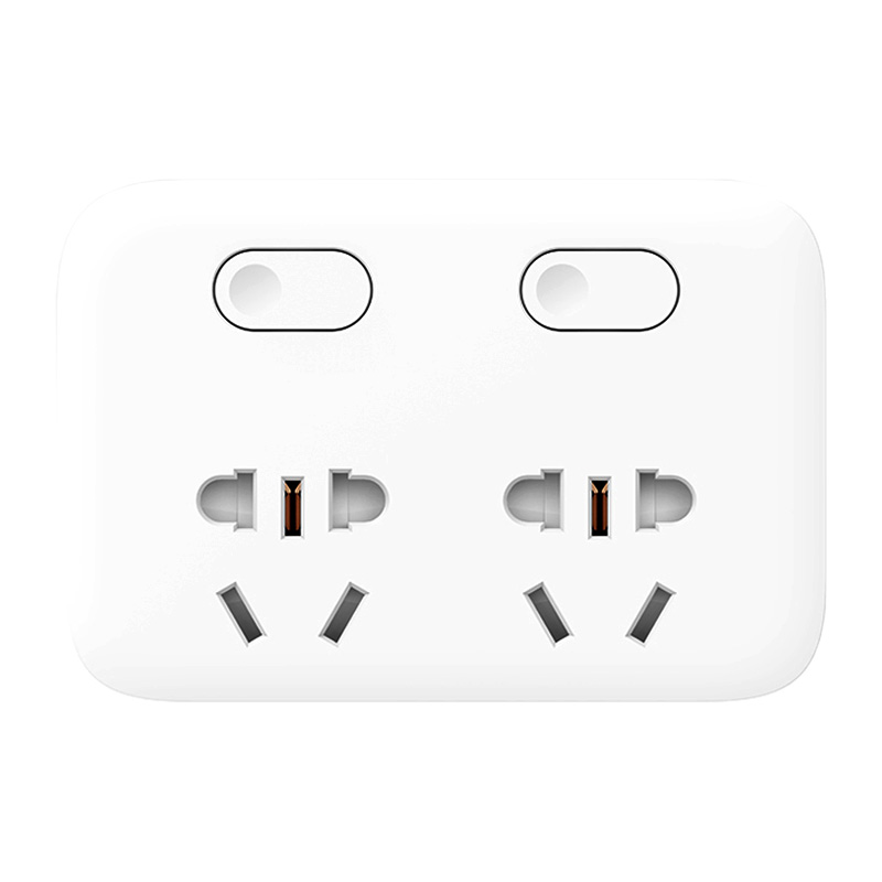 Разветвитель Xiaomi Mi Power Strip 2 (MJZHQ2-02QM) White
